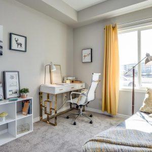 condo suite with den or second bedroom