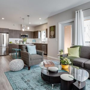 for sale modern condo with open layout