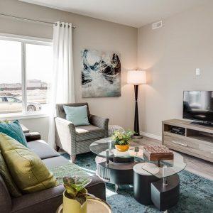 Saskatoon condo for sale with open floor plan