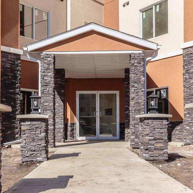 Visit our modern condominiums